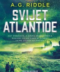 Riddle, A.G. - Svijet Atlantide