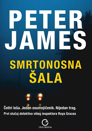 James, P. - Smrtonosna šala