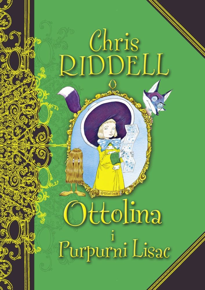 Riddell, C. - Ottolina i Purpurni Lisac