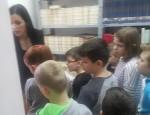 Posjet učenika OŠ Šarengrad ( PŠ Bapska i Mohovo)
