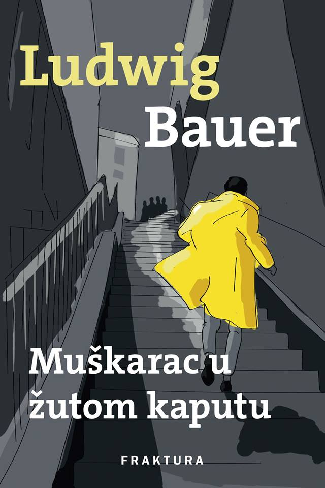 Bauer, L. - Muškarac u žutom kaputu