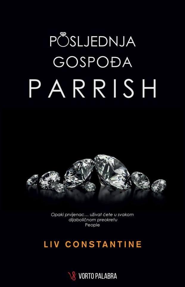 Constantine, L. - Posljednja gospođa Parrish