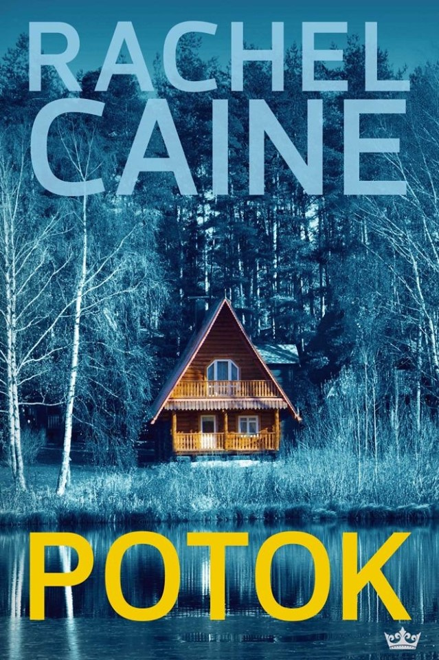 Caine, R. - Potok