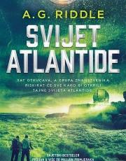 Riddle, A.G. - Svijet Atlantide