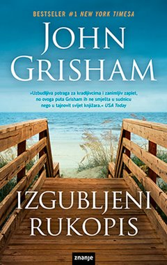 Grisham, J. - Izgubljeni rukopis