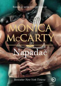 McCarty, M. - Napadač