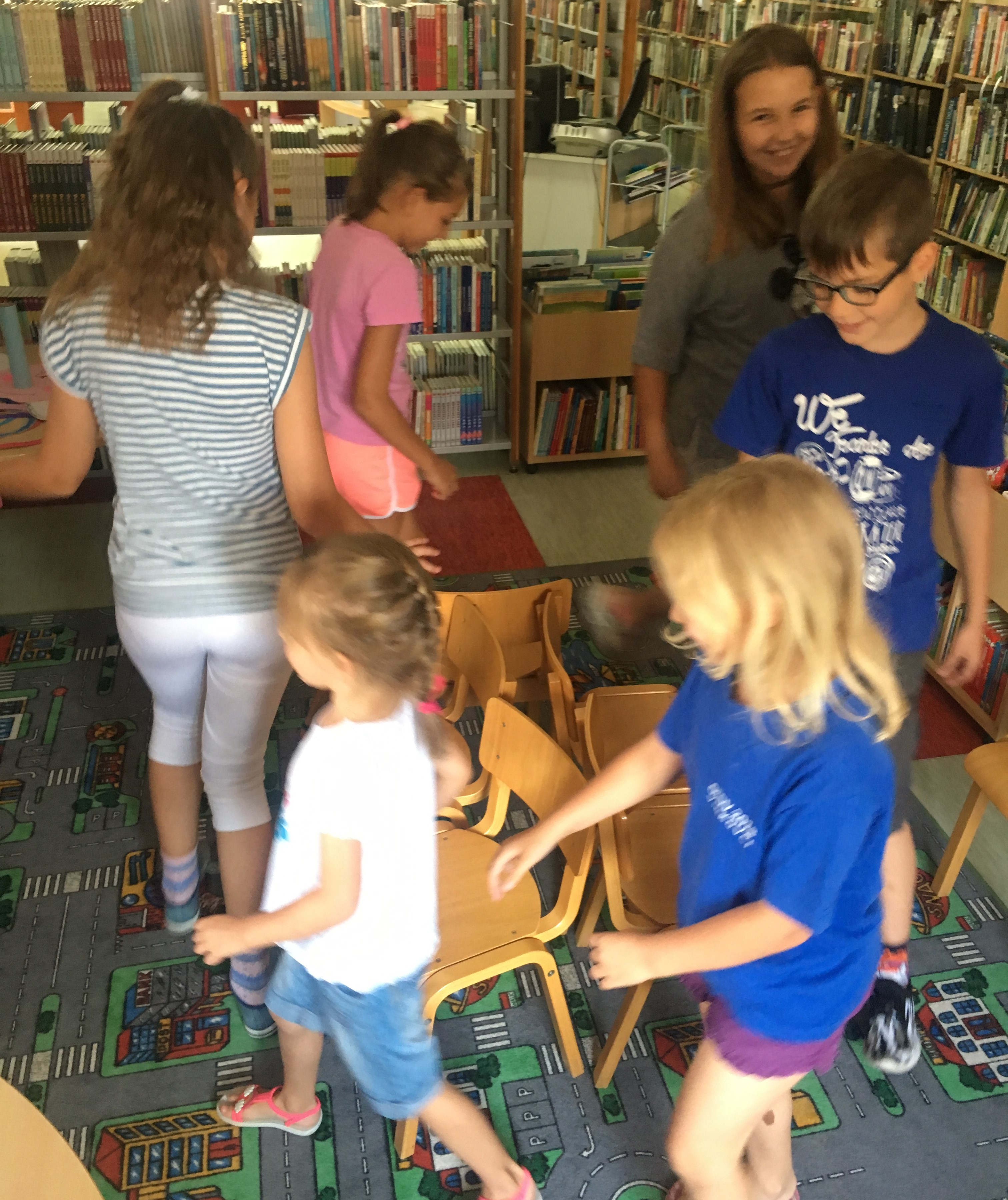 Ljeto u knjižnici