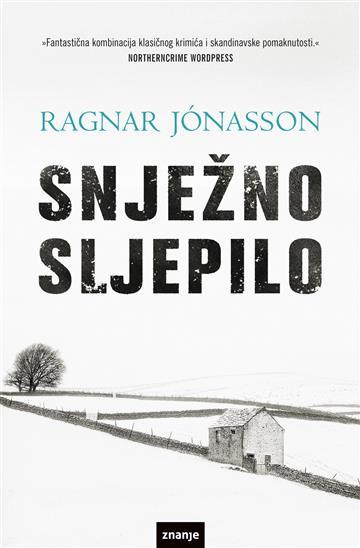Jónasson, Ragnar - Snježno sljepilo