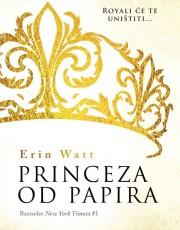 Watt, E. - Princeza od papira