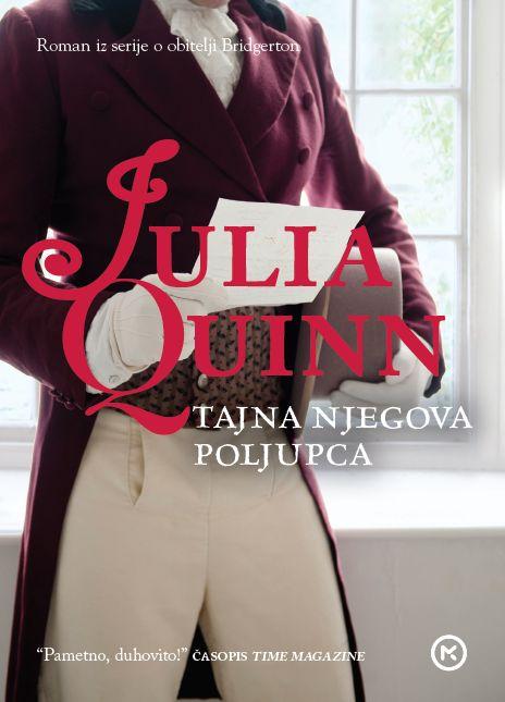 Quinn, J. - Tajna njegova poljupca