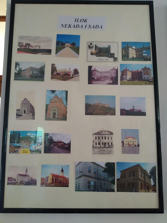 """Prigodna izložba razglednica i fotografija """"Ilok-nekada i sada"""""""