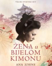 Johns, A . - Žena u bijelom kimonu